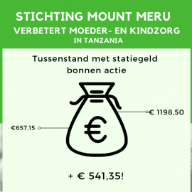 Empty bottle promotion €1000